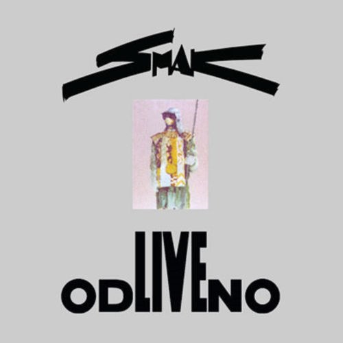 CD SMAK  ODLIVENO LIVE ALBUM 1992 one records