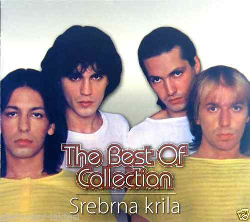 CD SREBRNA KRILA THE BEST OF COLLECTION remastered 2015 vlado kalember ana lili