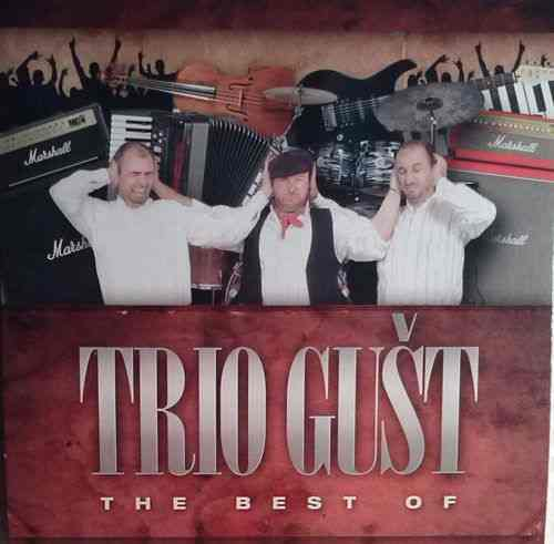 CD TRIO GUST  THE BEST OF Serbian, Bosnian, Croatian, Serbia