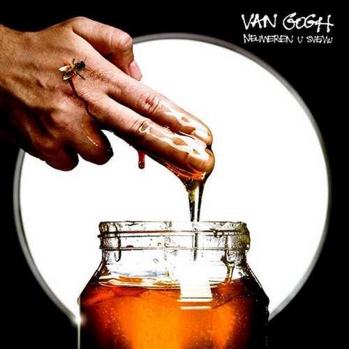 CD VAN GOGH  NEUMEREN U SVEMU album 2013 Serbian, Bosnian, Croatian, Serbia