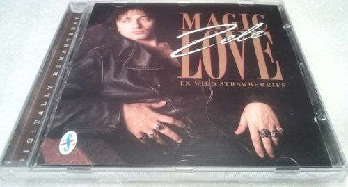 CD ZELE MAGIC LOVE remastered 2007 DIVLJE JAGODE zabavna muzika