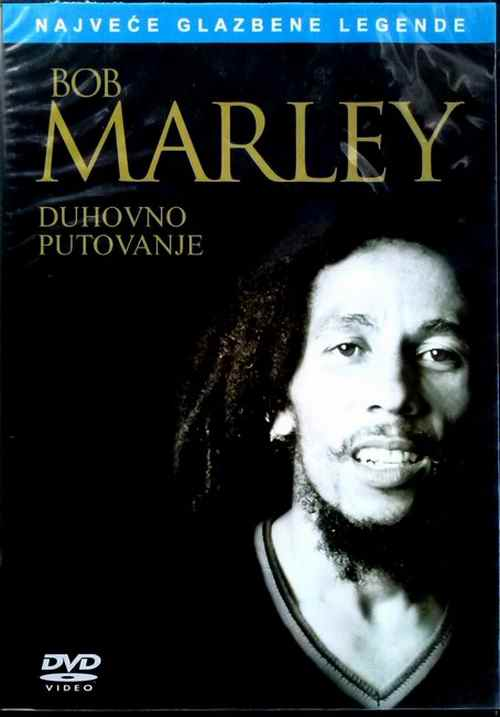 DVD BOB MARLEY  DUHOVNO PUTOVANJE 2008 spiritual journey BOSNIA CROATIA SERBIA