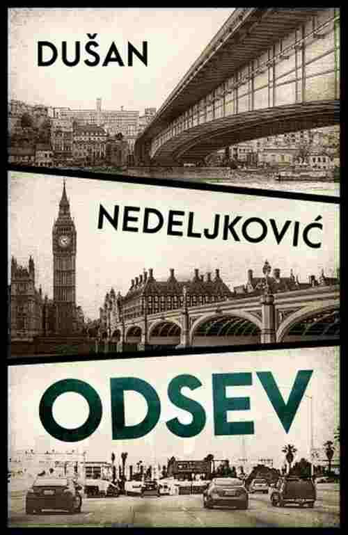 Odsev Dusan Nedeljkovic knjiga 2017 drama laguna srbija crna gora latinica novo
