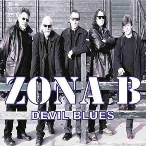 ZONA B  Devil blues ALBUM 2007 One Records Serbia Bosnian Croatian Electric