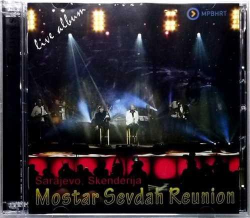 2CD MOSTAR SEVDAH REUNION  SARAJEVO SKENDERIJA live 2012 Serbia Bosnia Croatia