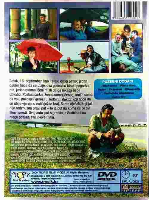 DVD MALI SVIJET film 2006 Miki Manojlovic Branko curic Bogdan Diklic