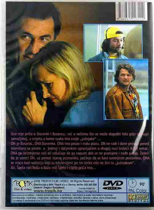 DVD KAJMAK I MARMELADA film 2006 Branko Djuric Dragan Bjelogrlic Tanja Ribi?