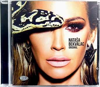 CD NATASA BEKVALAC ORIGINAL album 2016 serbia bosnia croatia city records
