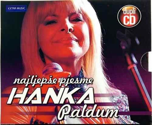2CD NAJLJEPSE PJESME HANKA PALDUM srbija hrvatska bosna narodna