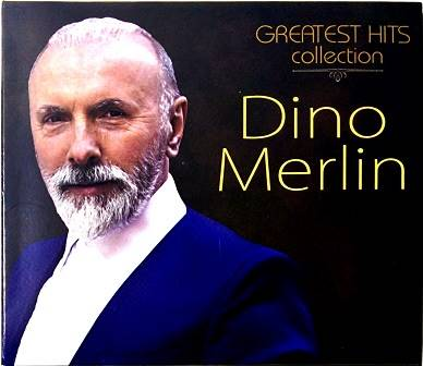 CD DINO MERLIN GREATEST HITS COLLECTION 2016 pop novo bosna srbija hrvatska