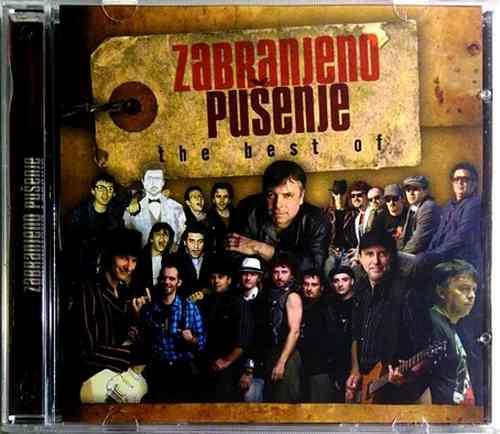 CD ZABRANJENO PUSENJE THE BEST OF compilation 2011 nele karajlic sexon sarajevo