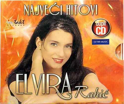 2CD NAJVECI HITOVI ELVIRA RAHIC narodna muzika 2010 srbija hrvatska bosna folk