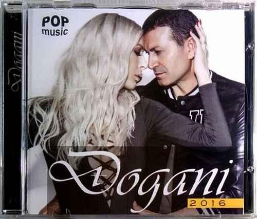 CD DJOGANI ALBUM 2016 cogani novo hitovi srbija grand production hrvatska balkan