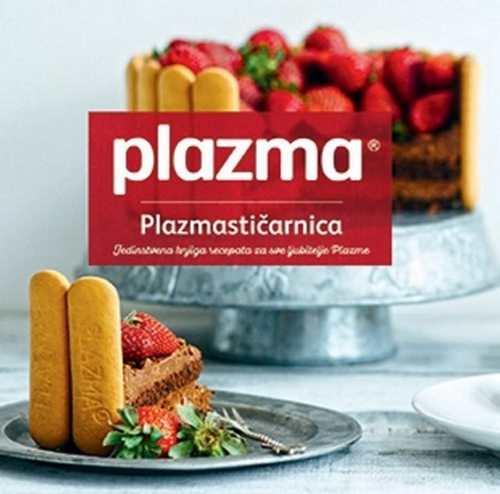 Plazma Plazmasticarnica Grupa autora kuvar 2016 laguna srbija