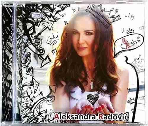 CD ALEKSANDRA RADOVIC cARstvo album 2016 city records srbija pop muzika radovic