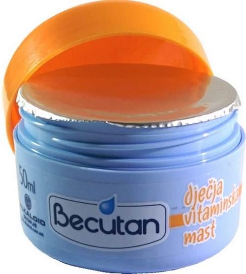 Original BECUTAN BABY CARE OINTMENT DJECIJA DECIJA VITAMINSKA KREMA 50 ml