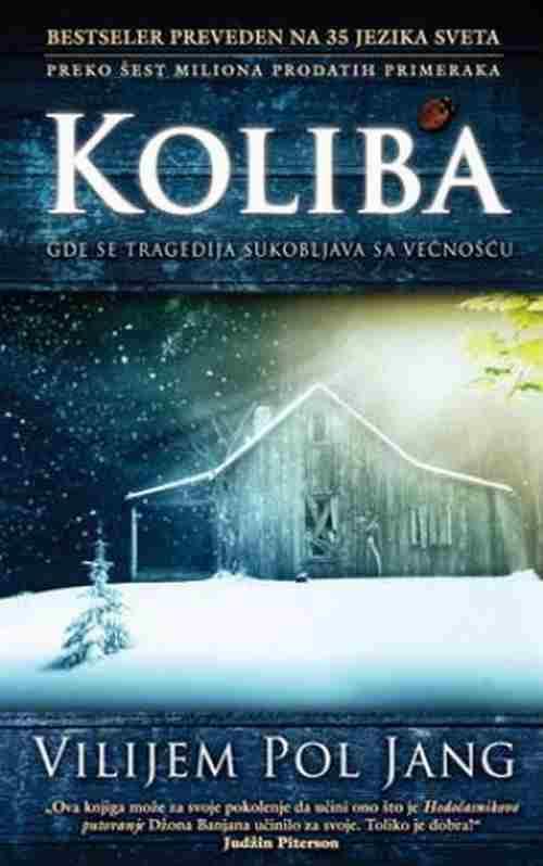 KOLIBA VILIJEM POL JANG knjiga 2015 triler drama laguna srbija novo hrvatska