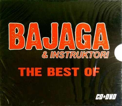 BAJAGA & INSTRUKTORI DVD BEOGRADSKI KONCERT 2006 LIVE CD SOU POCINJE U PONOC