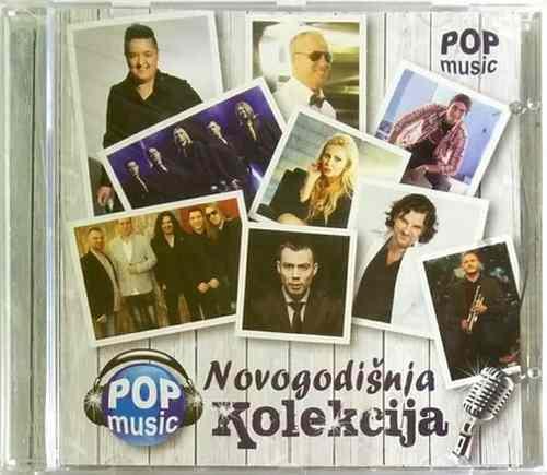 CD NOVOGODISNJA KOLEKCIJA compilation 2016 pop music deo proslosti aca lukas