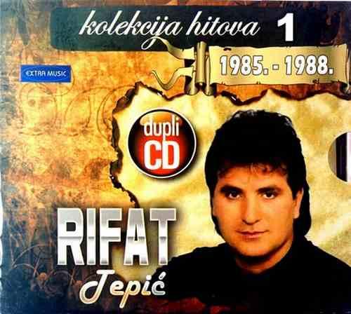 2CD RIFAT TEPIC KOLEKCIJA HITOVA 1 extra music compilation 2012 narodna folk